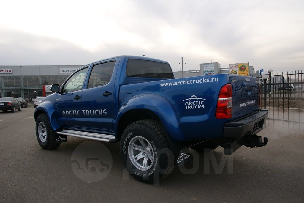 Toyota hilux pick up 2013 год 2 131 000 руб