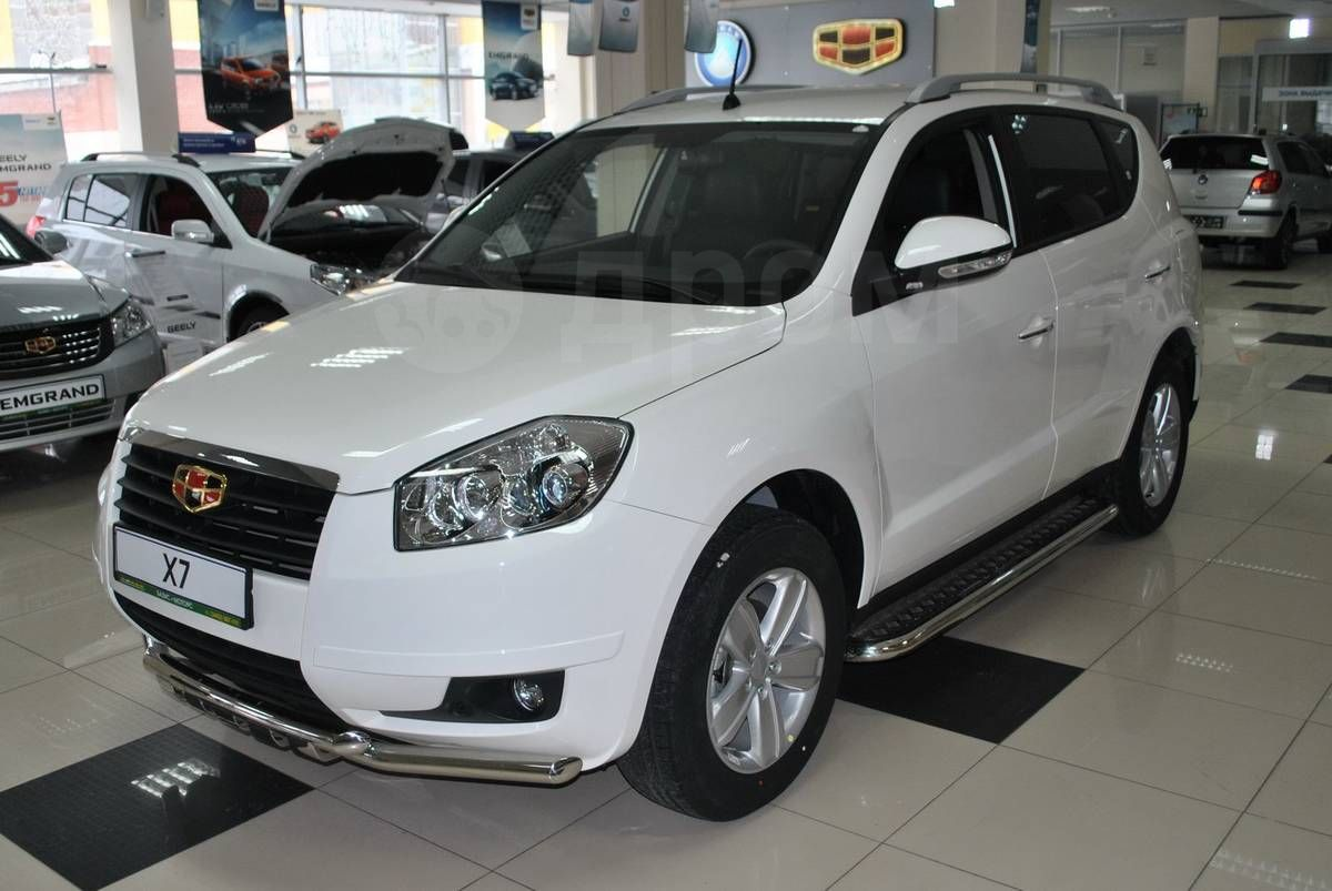 2014 Geely Emgrand X7 Current Models Drive Away 2day