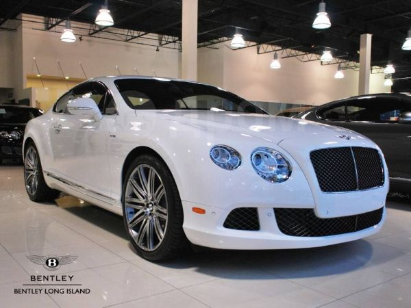 bentley cross continental