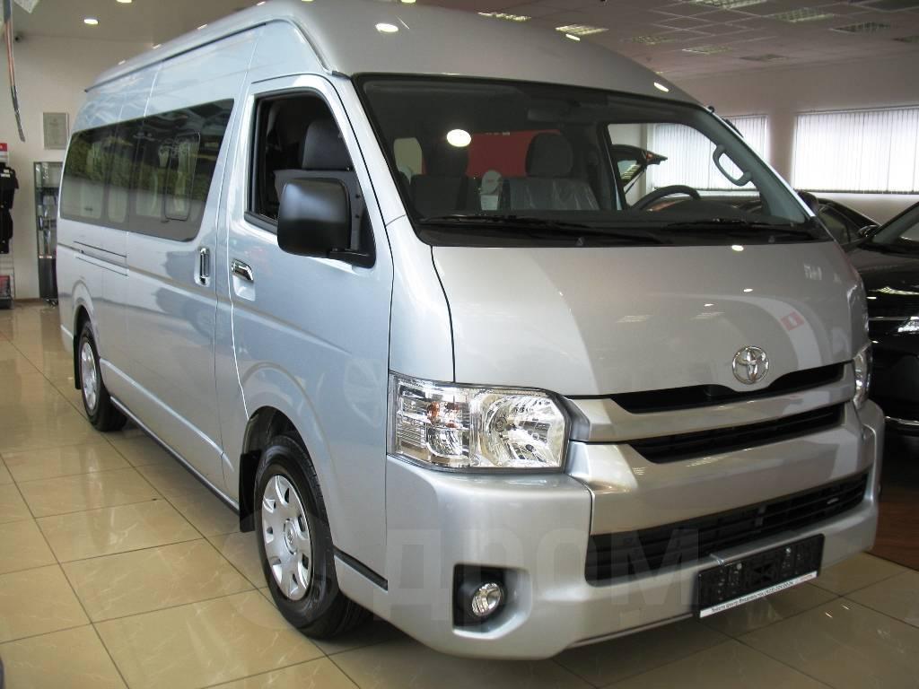 Toyota hiace 2014 год 1 612 000 руб