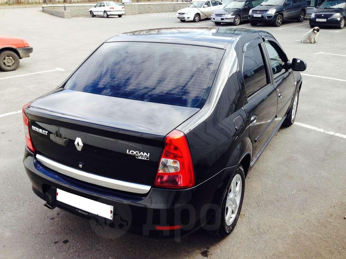 Renault logan 2011 год 389 000 руб