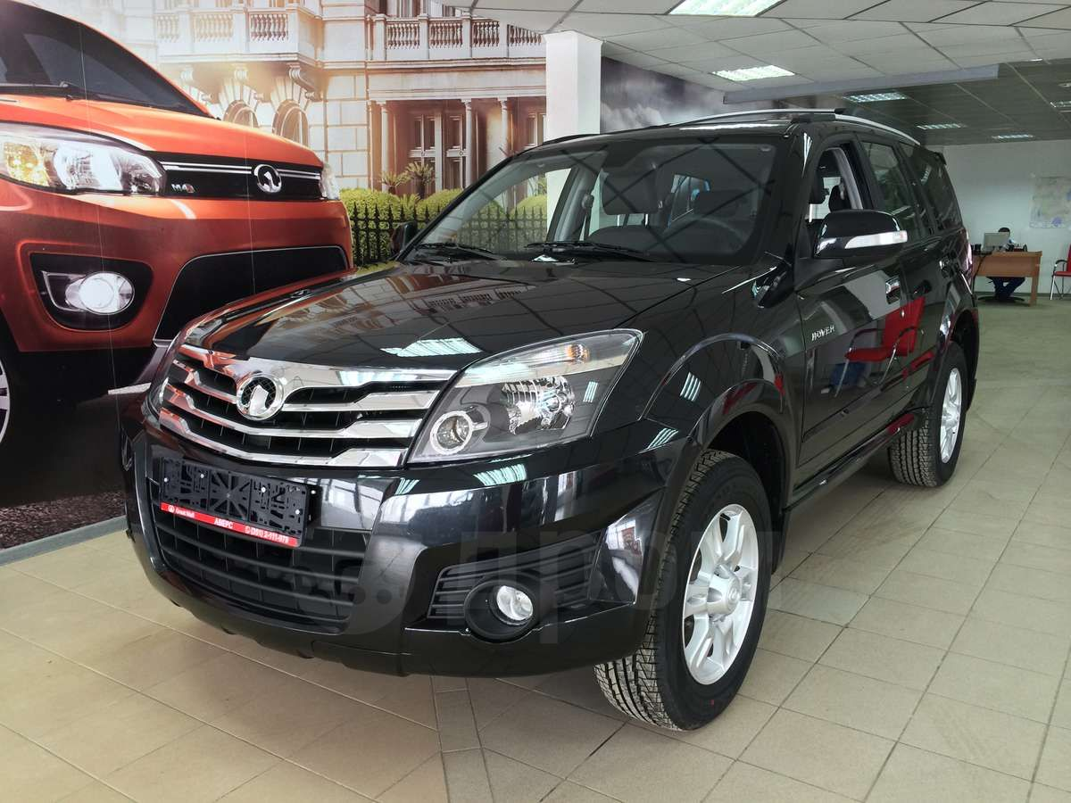 Great wall hover h3 фото