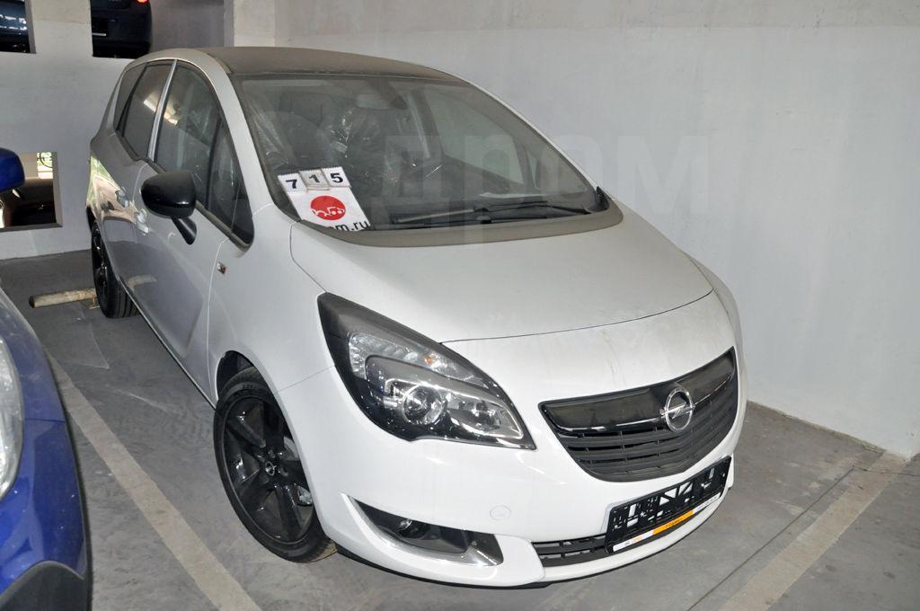 Купить б/у Opel Meriva с пробегом: продажа подержанных