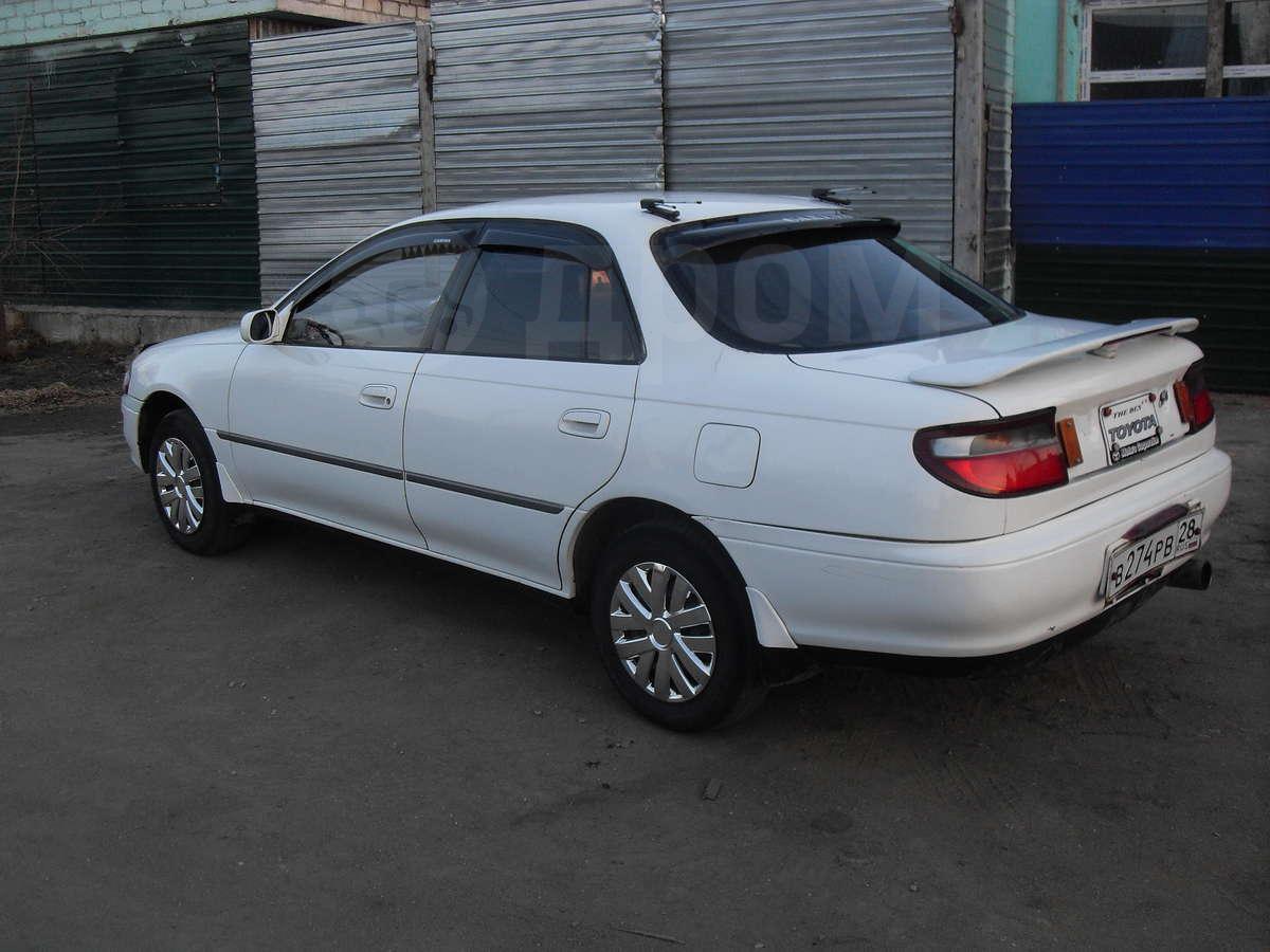 Тойота карина 1994 фото