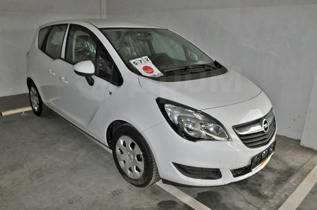 Opel Meriva в Москве - Cars Mail Ru