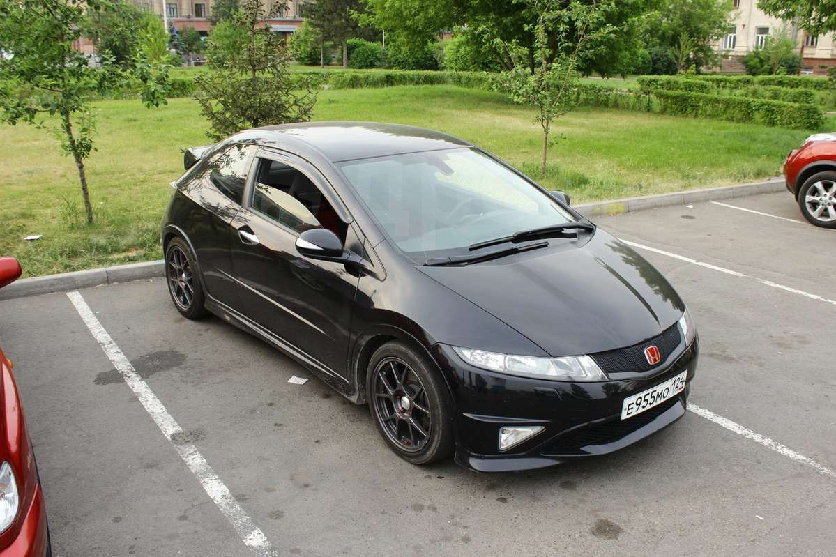 honda civic type r 2008. Black Bedroom Furniture Sets. Home Design Ideas