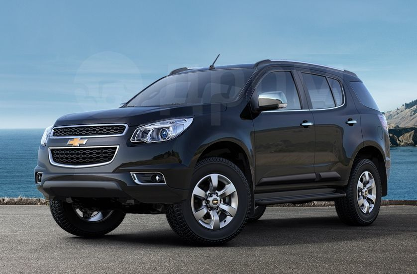 chevrolet trailblazer 2014 1 410 000. Cars Review. Best American Auto & Cars Review