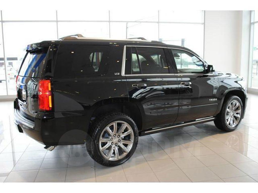Chevrolet Tahoe 2 16 | Купить новый Шевроле Тахо 2 15