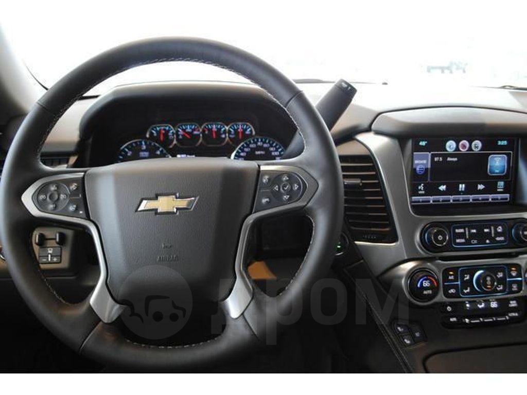 Chevrolet Tahoe (Шевроле Тахо) - Продажа Chevrolet
