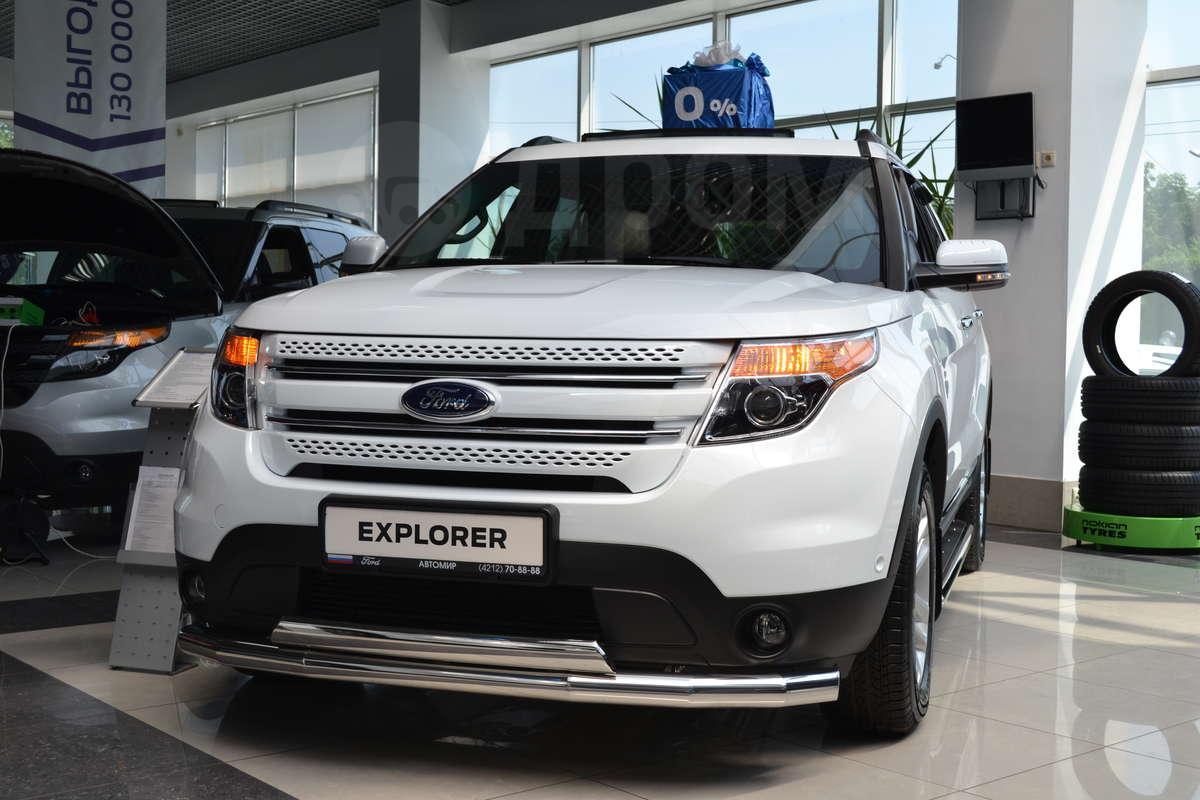 Новый форд эксплорер 2014 фото