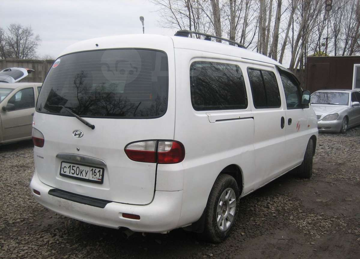 Hyundai starex 2000 год 295 000 руб