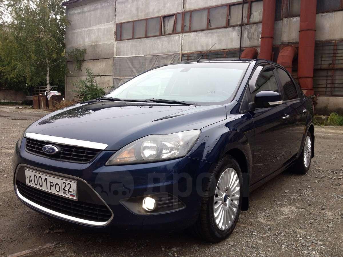 форд фокус 2009