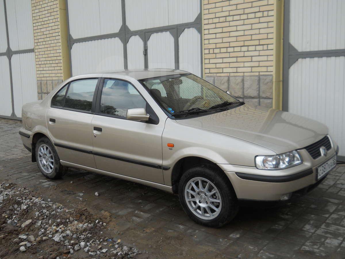 Продажа Iran Khodro Samand в Челябинской области