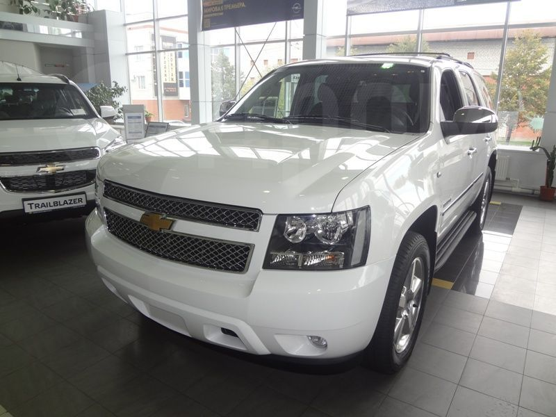 Купить Шевроле Тахо внедорожник Новый Chevrolet