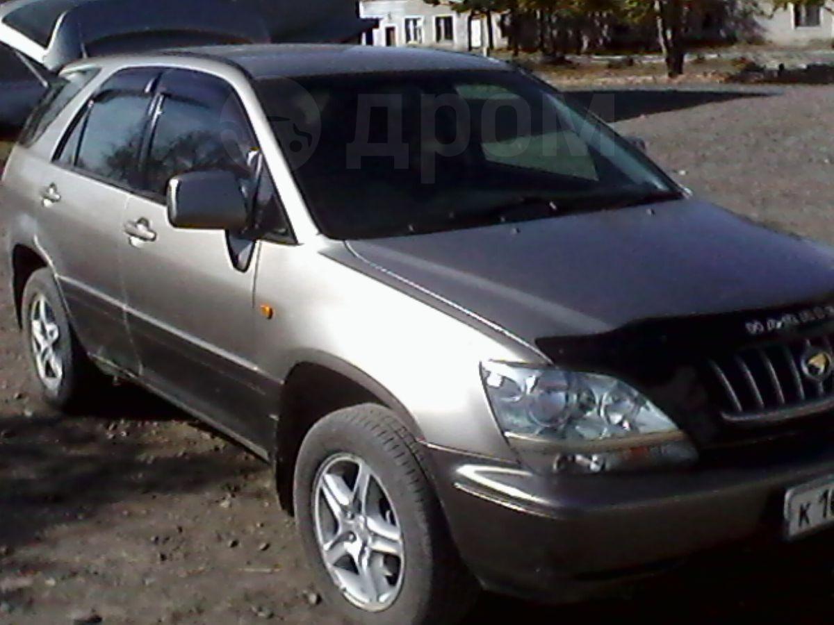 Toyota harrier 2001 год 500 000 руб
