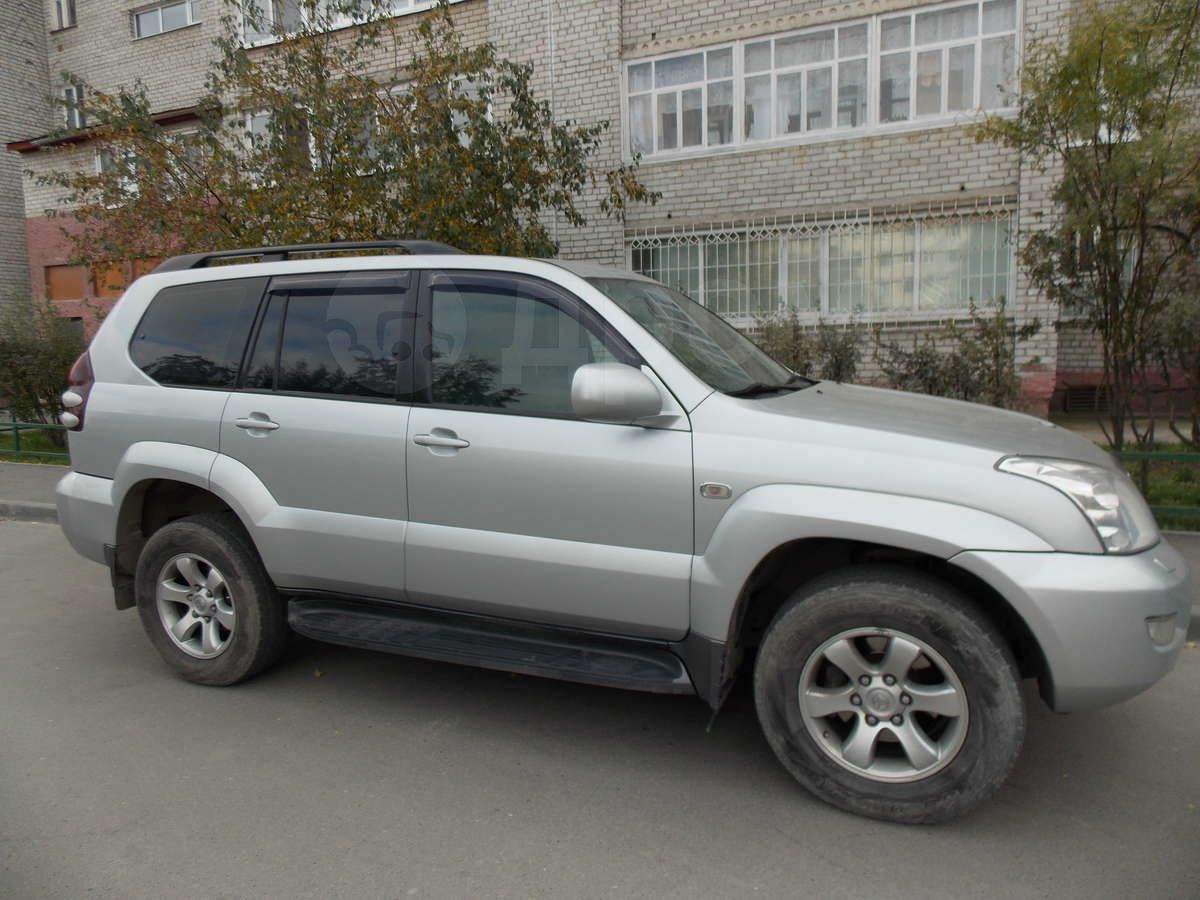 Продажа Toyota Land Cruiser Prado в Тюмени