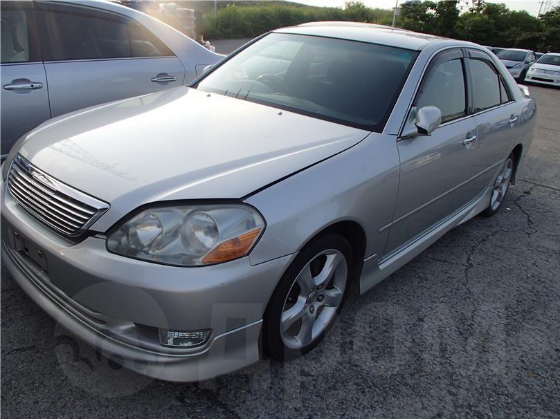 Toyota mark ii 2001 год 160 000 руб