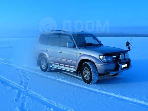 Toyota Land Cruiser Prado 1kz #10
