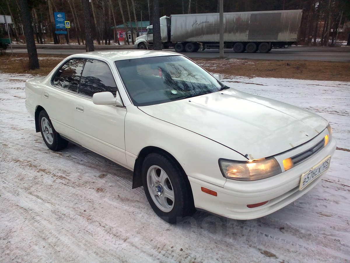 Продажа Toyota Vista (Тойота Виста) под заказ