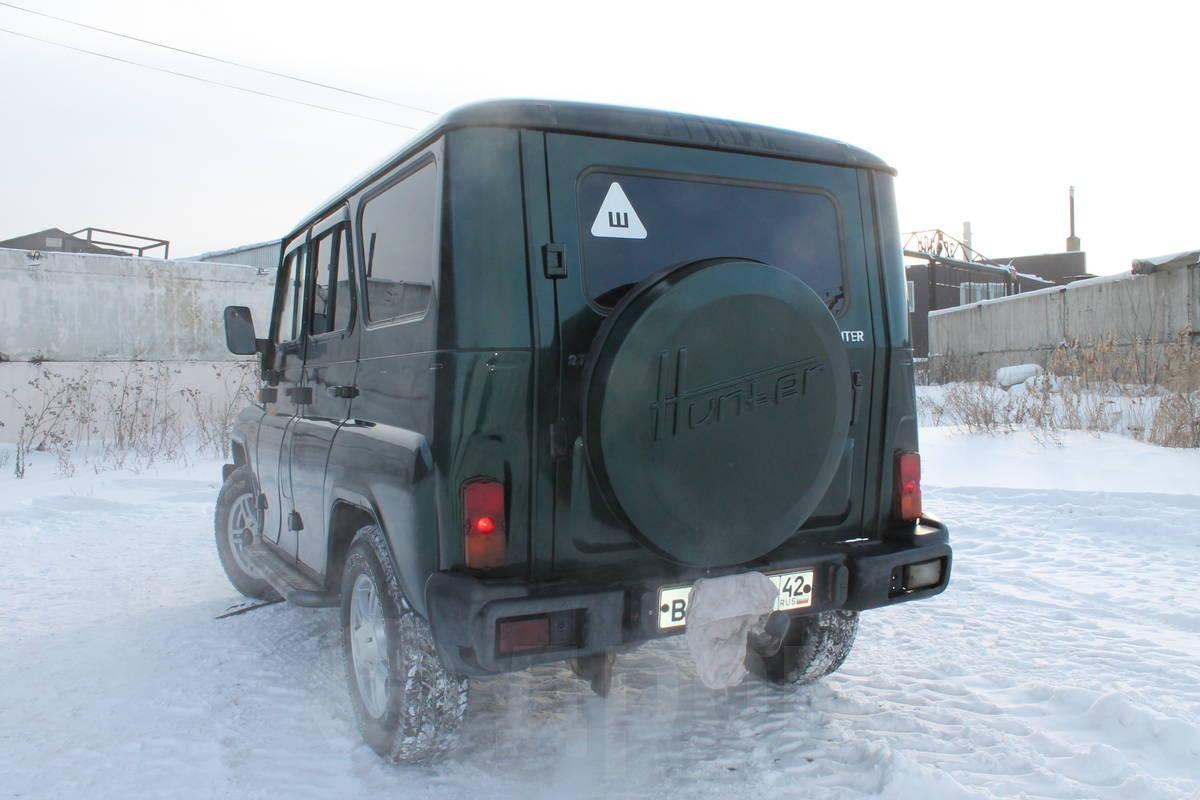 Уаз хантер 2006 год 250 000 руб