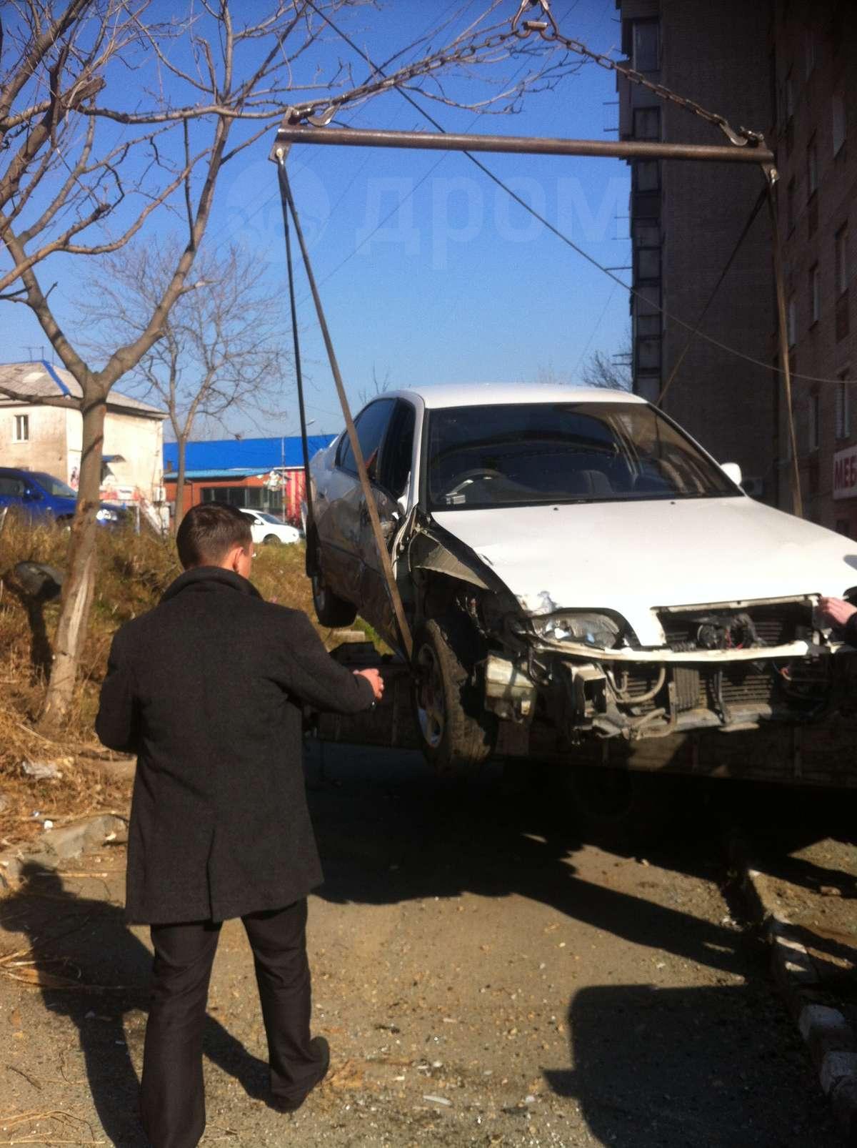 Продажа Toyota Vista Ardeo во Владивостоке