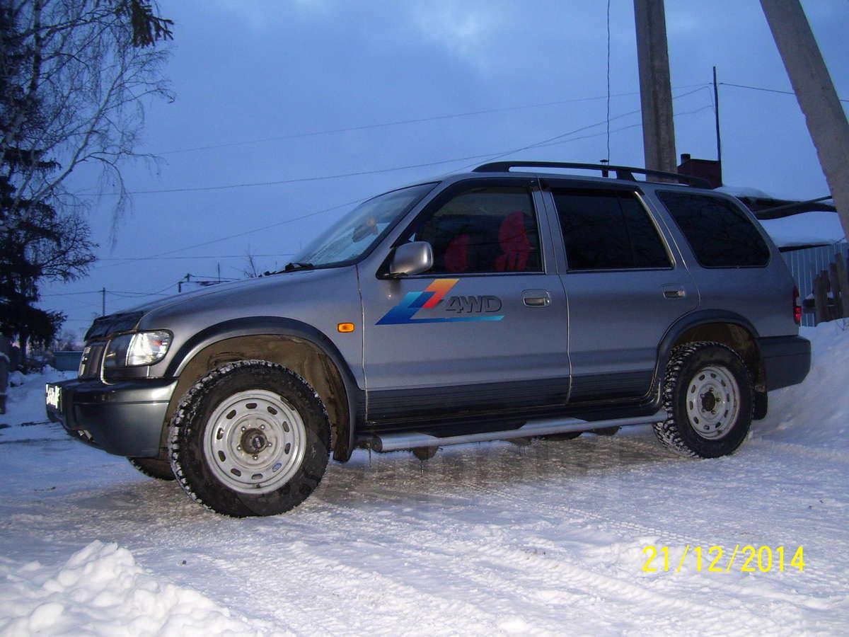 киа спортейдж 2005 года