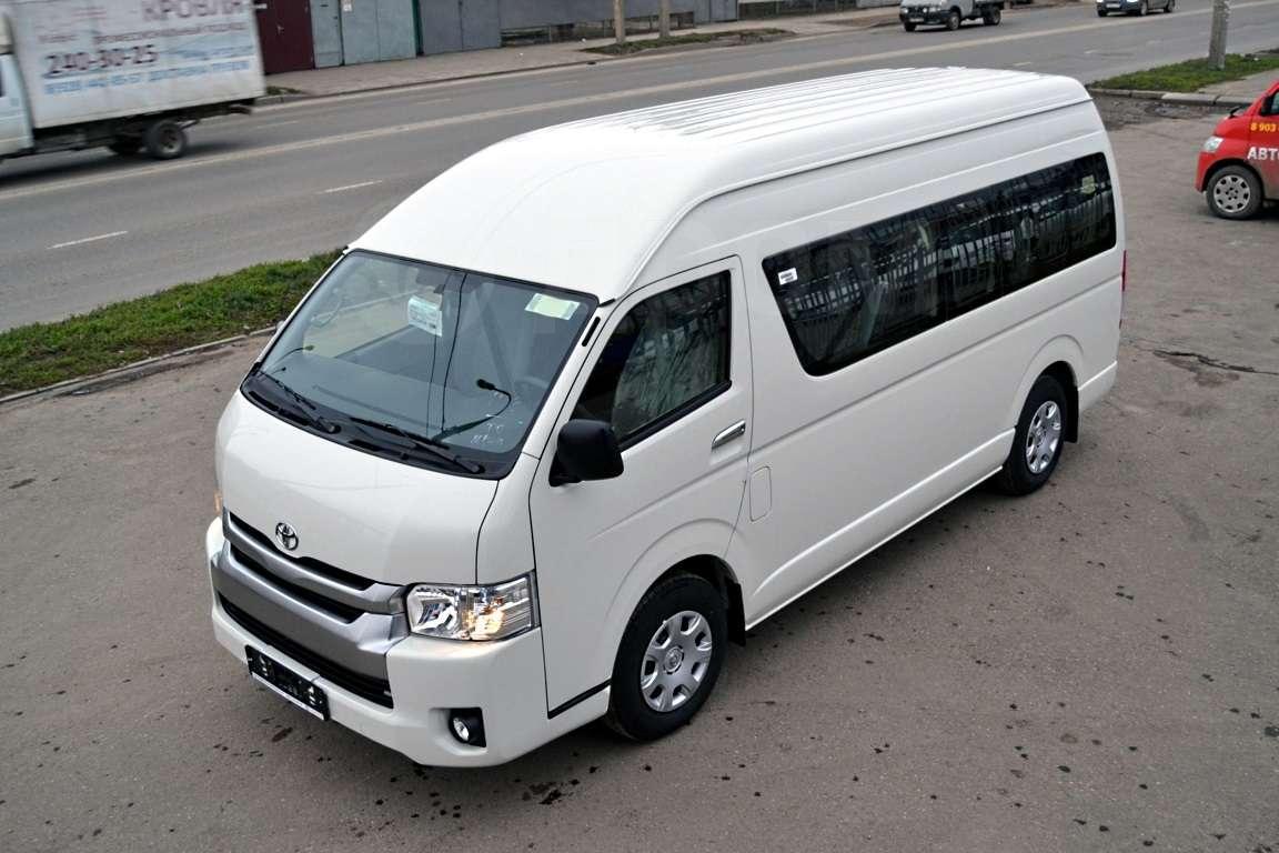 Toyota hiace 2014 год 1 970 000 руб