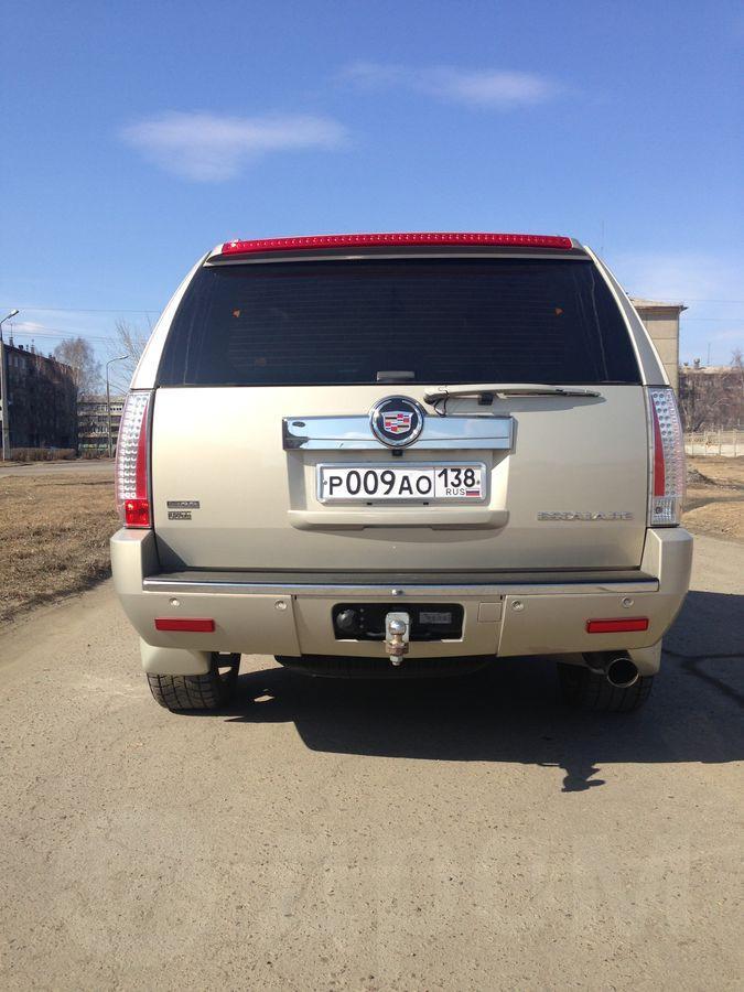 Продам авто Кадиллак Эскалейд 2009 год <b>в</b> Иркутске ...