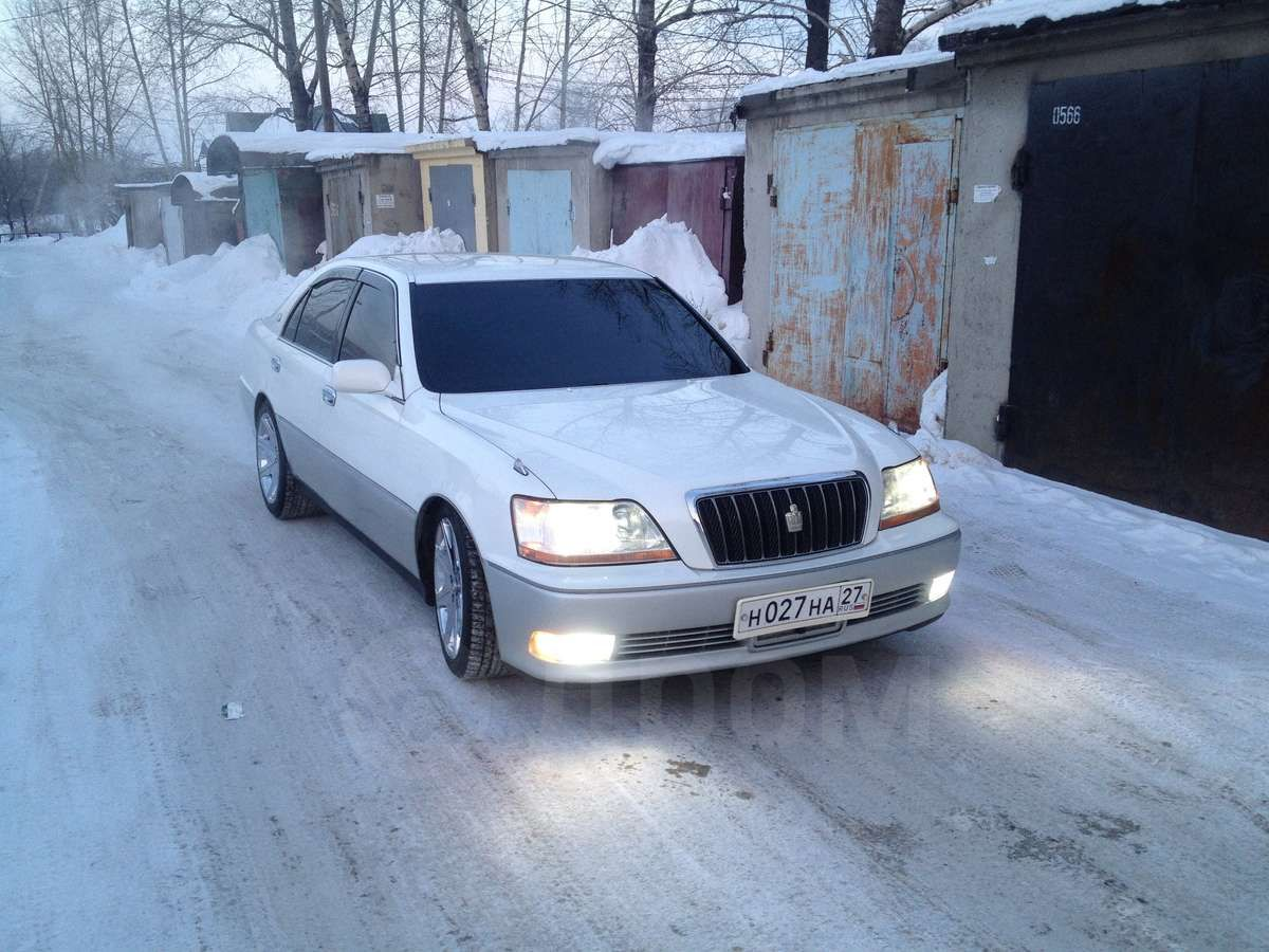 Toyota Crown majesta 2001