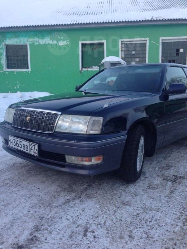 Toyota Crown 1998 год #10