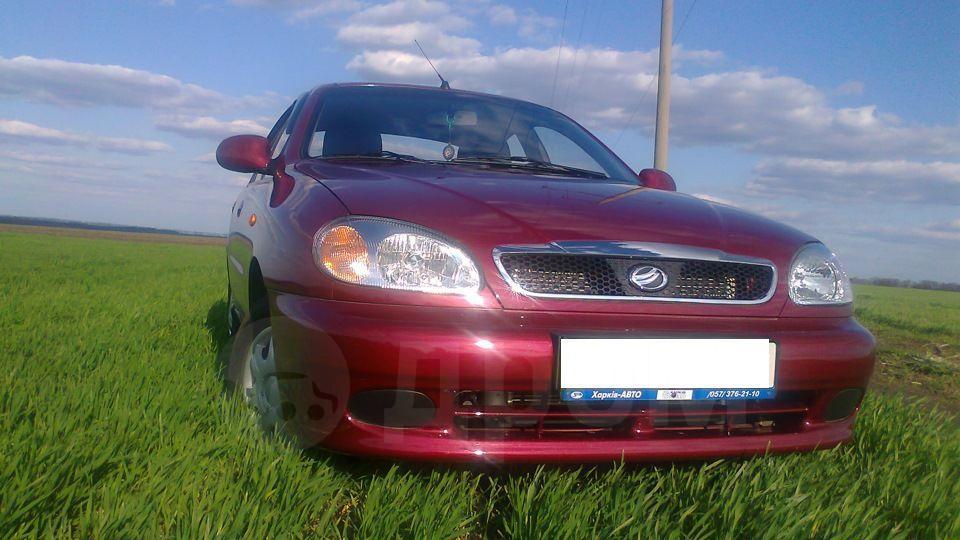 Смотрите, какая машина: заз chance 2011 года за 160 000 рублей на автору!
