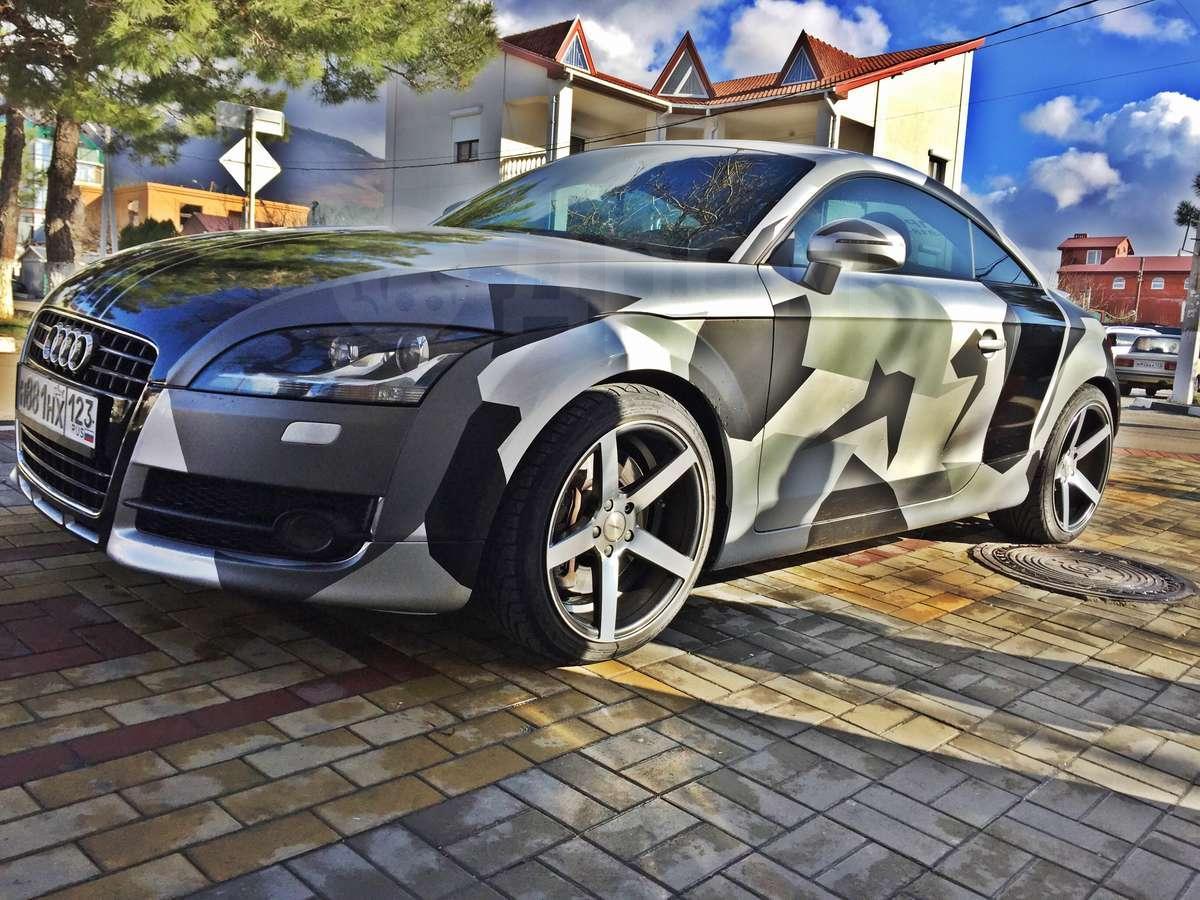 Audi для GTA San Andreas (2 3 машины Audi) / Страница