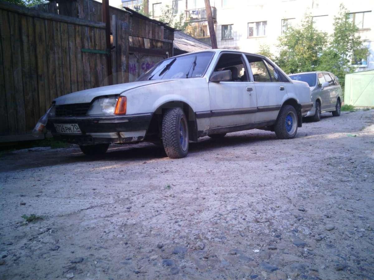Купить Опель Рекорд 1983 года в Томске, автомобиль заводится ...