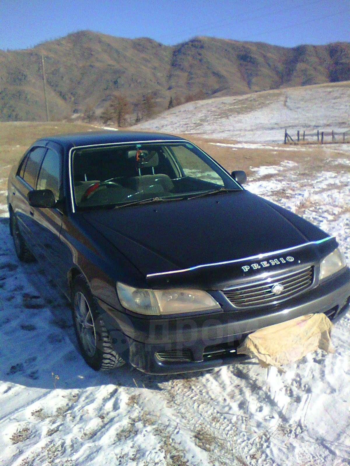 Купить <b>Тойота</b> <b>Камри</b> Грация 2000 года в Горно-Алтайске ...