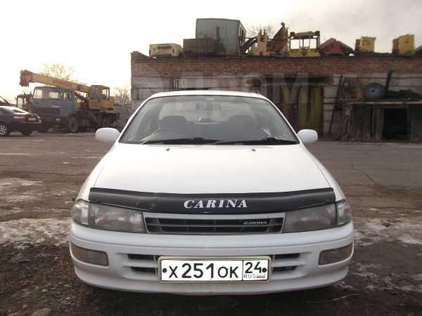 Toyota Карина абакан #11