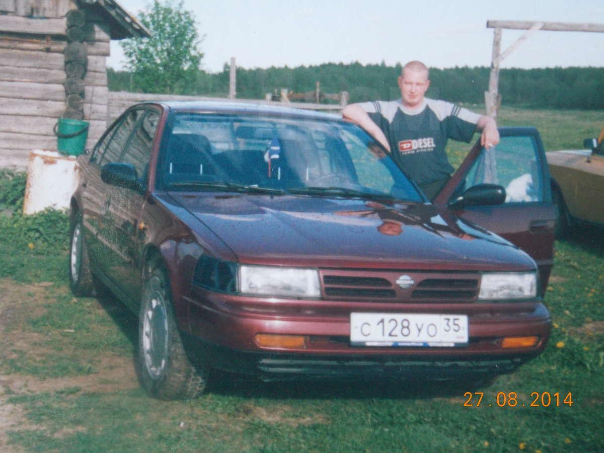 Фото ниссан максима 1993 3