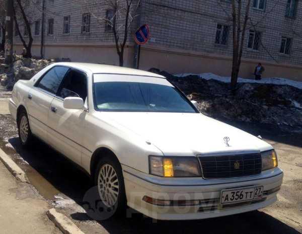 AUTO.RIA – Отзывы о Toyota Crown 1998 года от владельцев ...