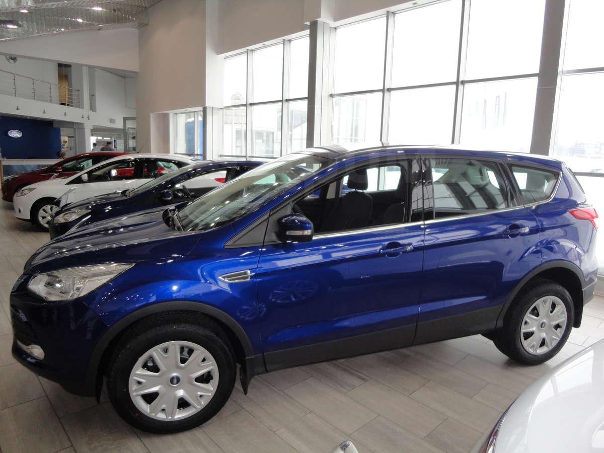 Форд куга 2015 фото