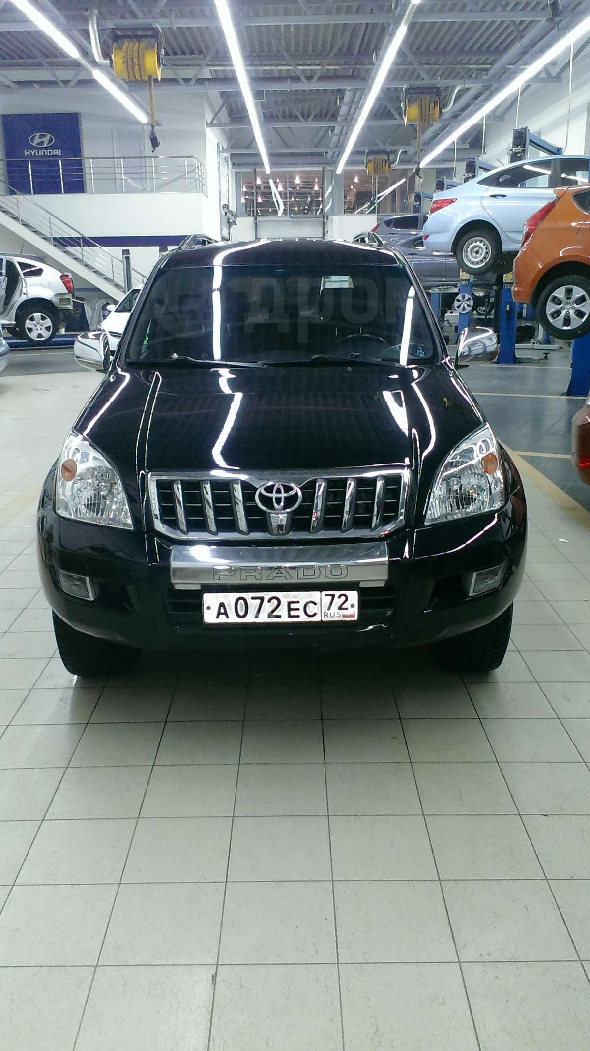 Продажа Toyota Land Cruiser Prado 15 Series (Тойота