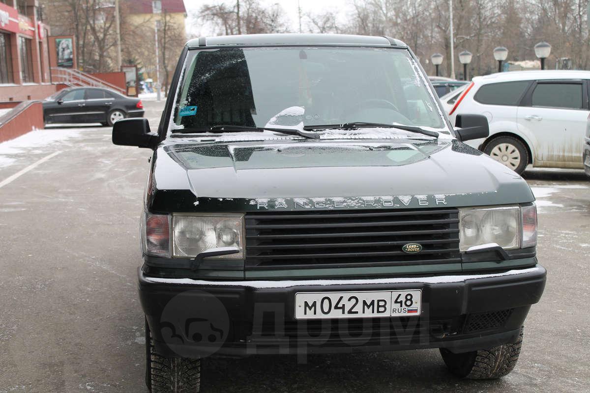 Отзывы о Land Rover Range Rover II внедорожник 5 дв