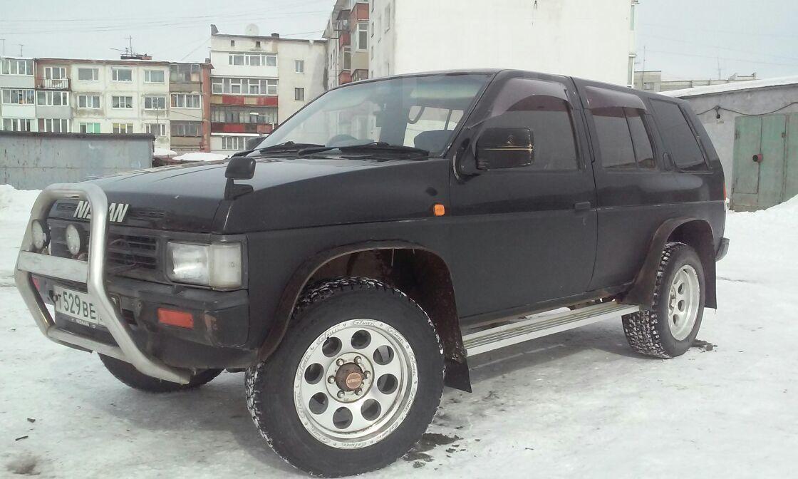 Продажа Ниссан Террано 1992 в Магадане, Продам НИССАН ТЕРРАНО в ...
