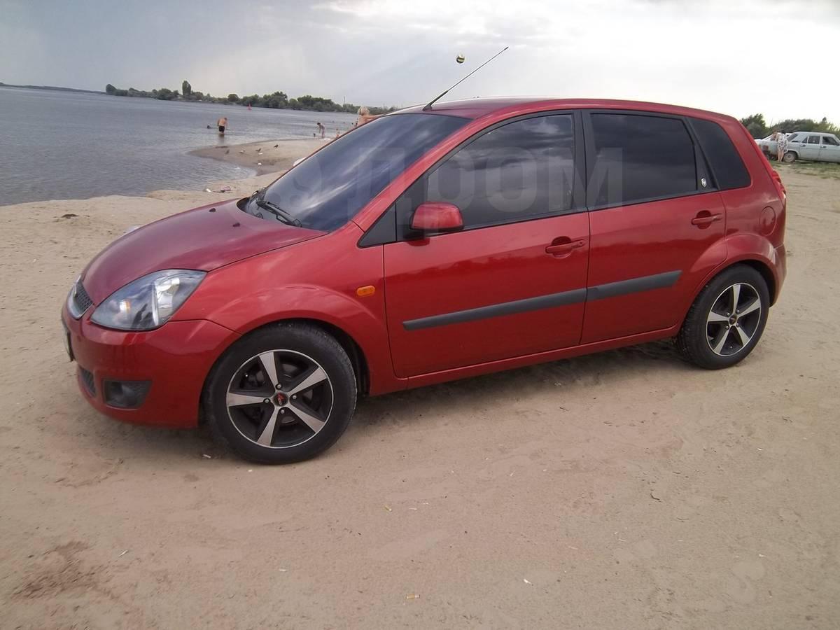 Отзывы владельцев Ford Fiesta (Форд Фиеста) с ФОТО