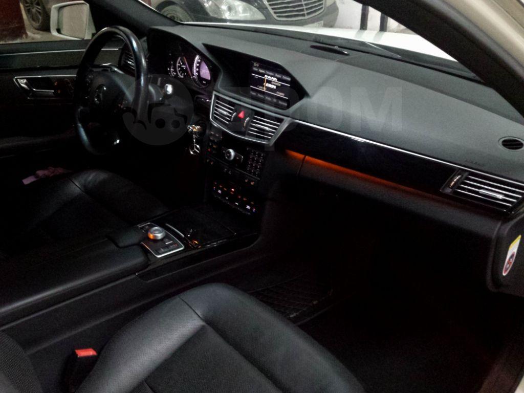 Купить авто Mercedes-Benz E-Class в Тюмени, Автомобиль в отличном ...