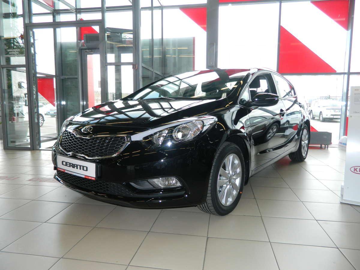 Kia Cerato седан | купить новый или б/у, фото и цены на