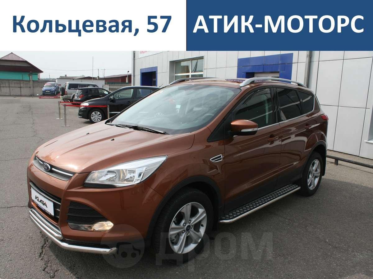 Форд Куга 2014, 2.5 литра, Здравствуйте, тип кузова SUV ...