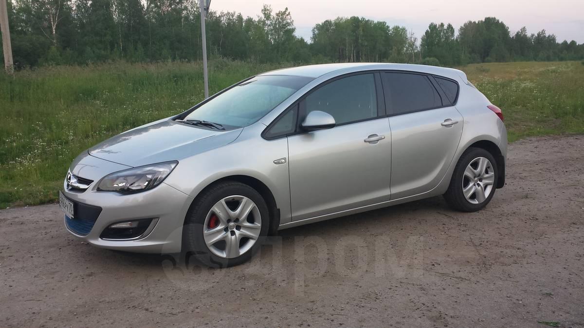 Opel Astra седан   купить новый или б/у, фото и цены на