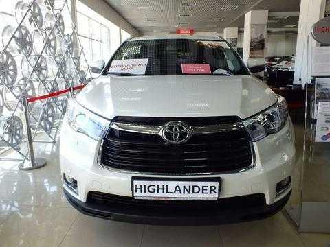 Toyota Хайлендер новый 2 7 #11