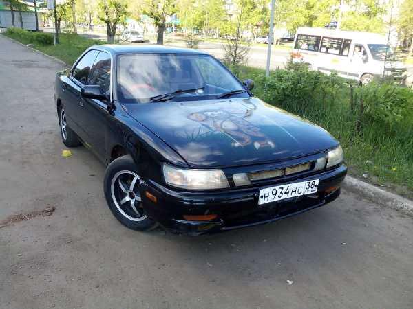 Toyota Виста 1991г #9