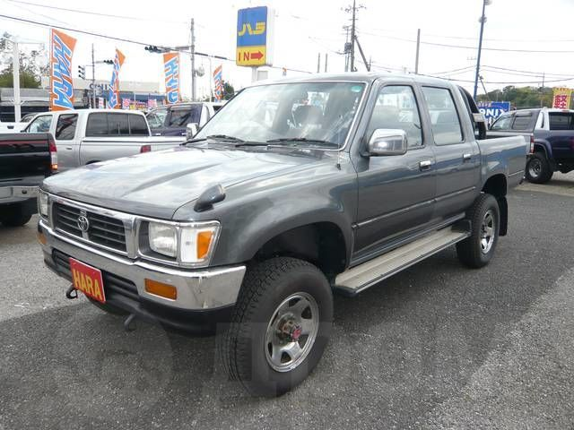 Toyota Hilux Pick Up,