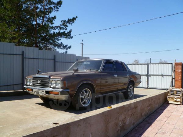 Toyota Crown 1978 #10
